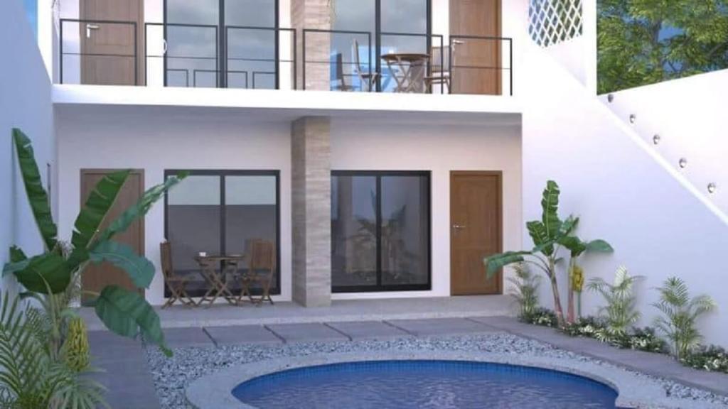 Cozumel My Cozumel Stingray Villa