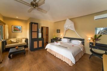 Modern Cliffside, bedroom1