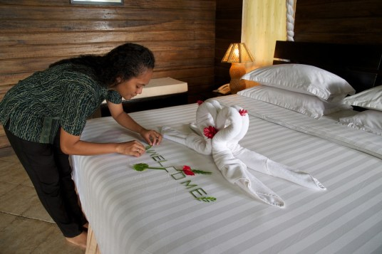 Traditional Minahasan, bedroom2