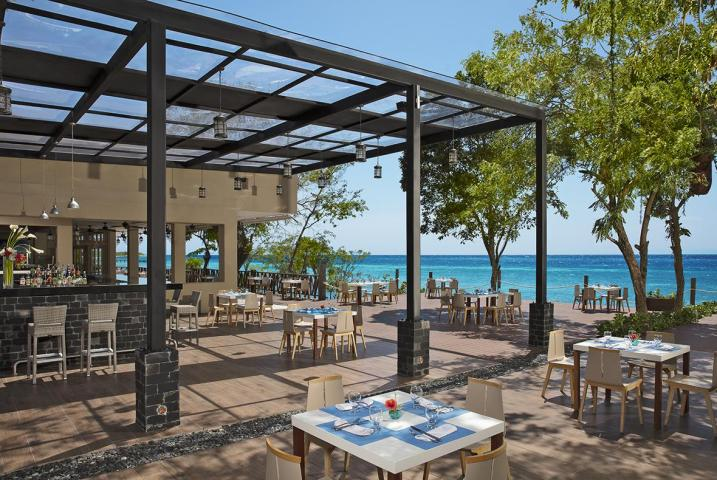 Dining area of Sunscape Sabor Cozumel