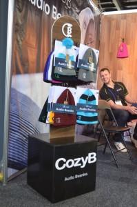 CozyB Audio Beanies Stand