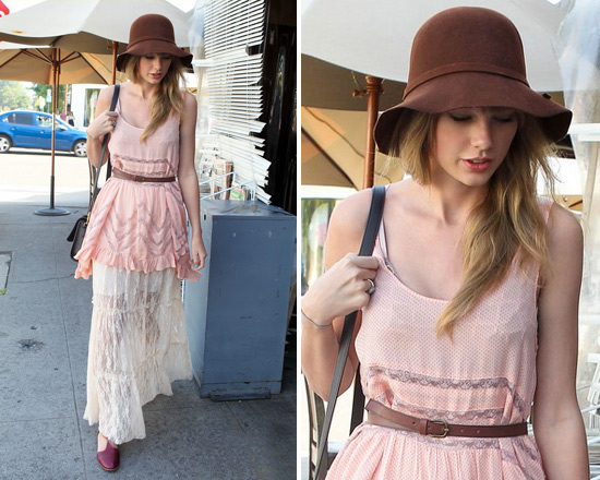 taylor-swift-Free-People-Voile-and-Lace-Trapeze-Slip