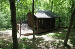 Adams County Cozy Hideaway Outside