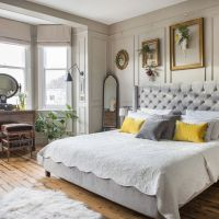334 Vintage Bedroom Ideas for Your Home Improvement Project This Fall