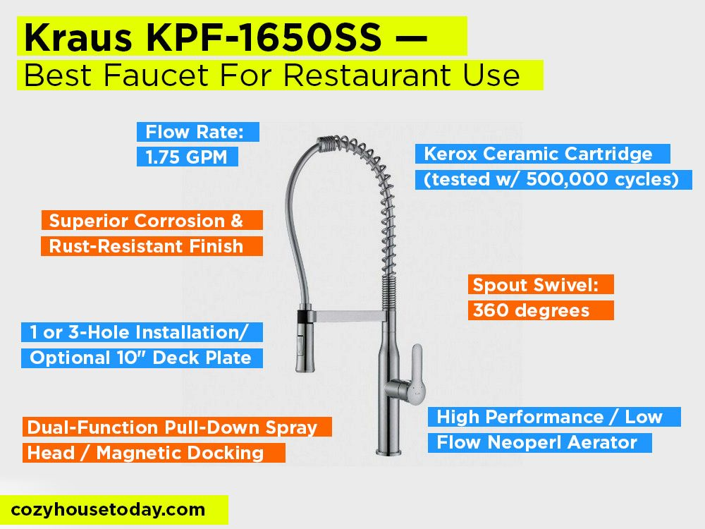 top 10 best stainless steel faucets for
