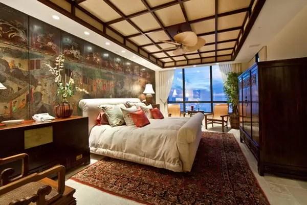 Asian Design Bedroom Furniture