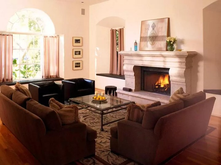 Interior Design Ideas Living Room With Fireplace | Aecagra.org
