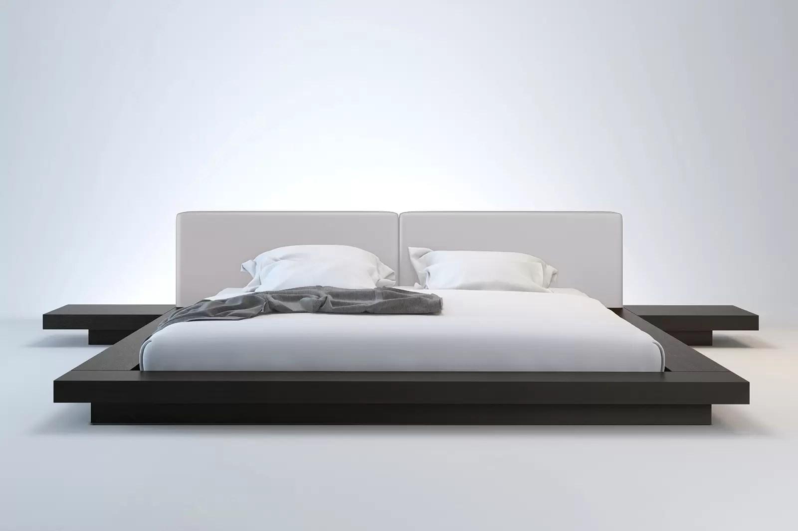 Making King Size Platform Bed Diy