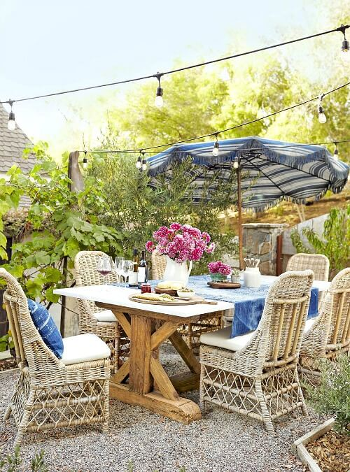 How To Create A Cozy Patio Space on Cozy Patio Ideas  id=37855