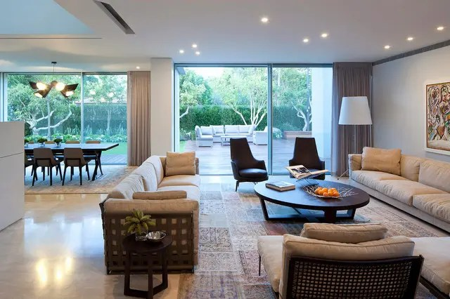 How To Choose The Best Living Room Lighting For Low Ceilings