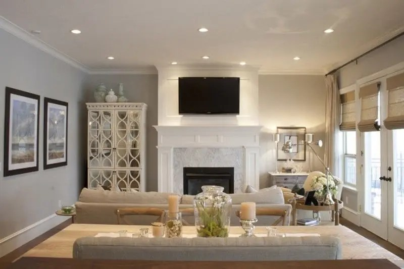 How to Layout Recessed Lighting for Your Living Room