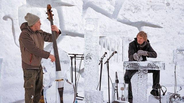 Фестиваль ледяной музыки