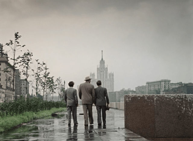 Москва в кино