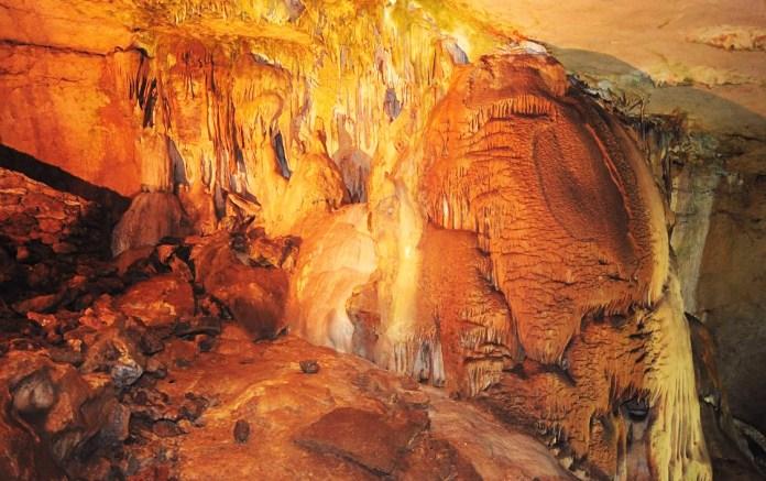 Пещеры Сочи