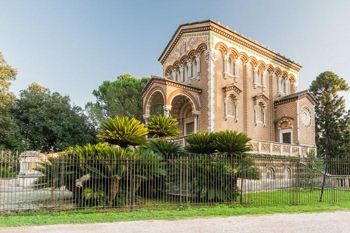 Сады Рима