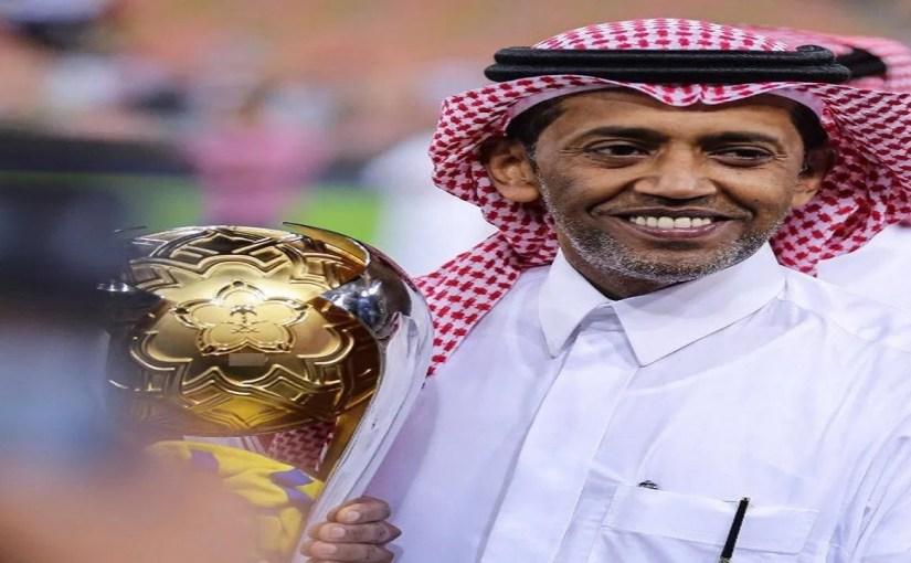 عبدالعزيز بغلف يعلق على تصريحات إعلامي بشأن الداعم الحقيقي لصفقات النصر