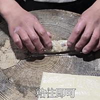 拯救你的食欲!!超入味加拿大北极虾腐衣卷家常菜的做法图解11