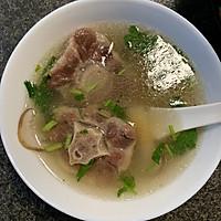 赤松茸牛尾湯的做法圖解9