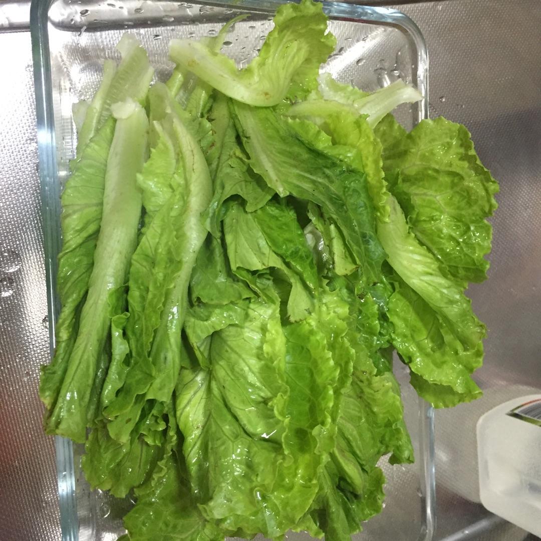 蠔油生菜的做法_【圖解】蠔油生菜怎么做如何做好吃_蠔油生菜家常做法大全_CassieZ_豆果美食