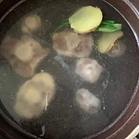 赤松茸牛尾湯的做法圖解4