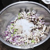 拯救你的食欲!!超入味加拿大北极虾腐衣卷家常菜的做法图解8