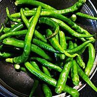 萬能的青椒蘸水的做法圖解1