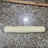 不加一滴水|水光肌牛奶青稞苦荞麦馒头的做法图解6