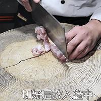 拯救你的食欲!!超入味加拿大北极虾腐衣卷家常菜的做法图解3