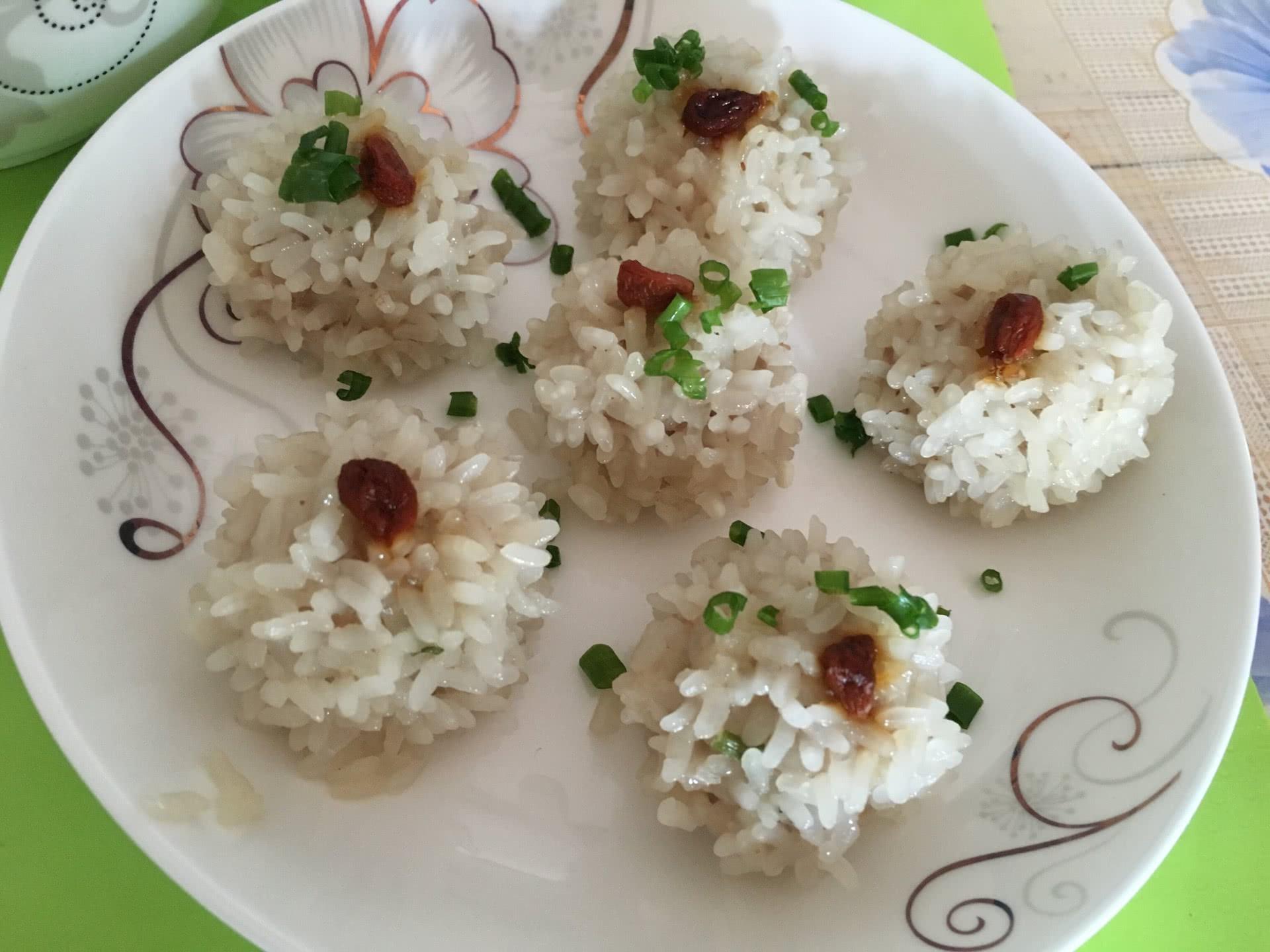 珍珠糯米丸子怎么做_珍珠糯米丸子的做法_豆果美食
