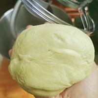 不加一滴水|水光肌牛奶青稞苦荞麦馒头的做法图解4