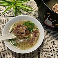 赤松茸牛尾湯的做法圖解10