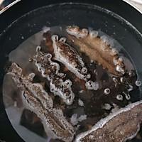 海參蝦仁炒細筍的做法圖解1