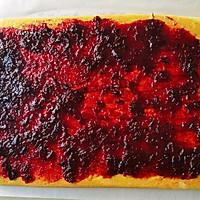 斑斕葉蛋糕的做法圖解5