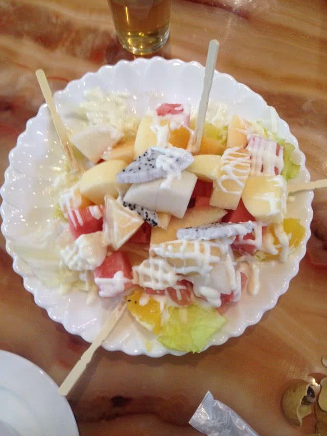 水果沙拉 英語-水果沙拉 新鮮每一天英文怎么寫