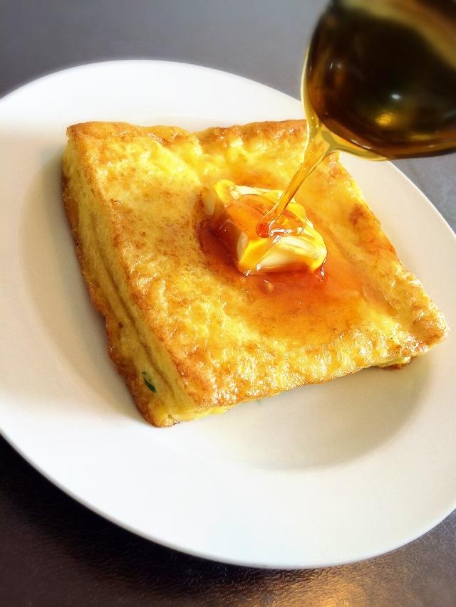 港式西多士的做法_【圖解】港式西多士怎么做如何做好吃_港式西多士家常做法大全_裝單純_豆果美食