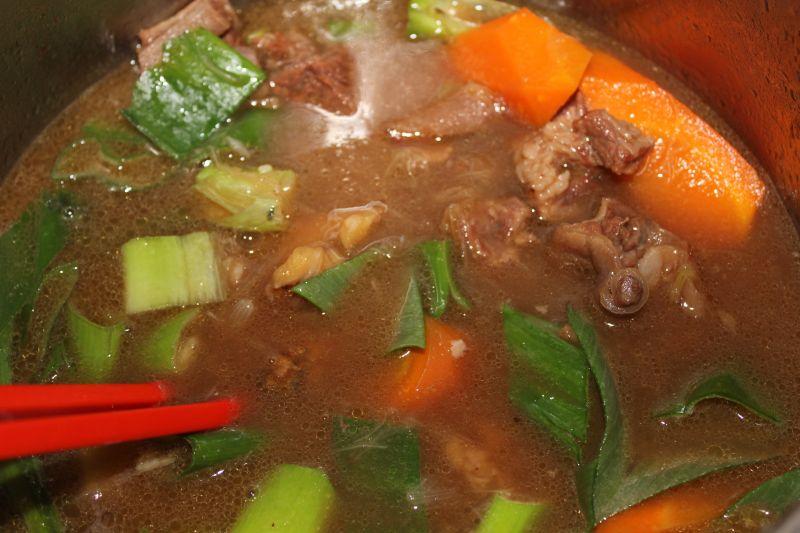 炆牛腩的做法_【圖解】炆牛腩怎么做如何做好吃_炆牛腩家常做法大全_蕃茄妹6_豆果美食
