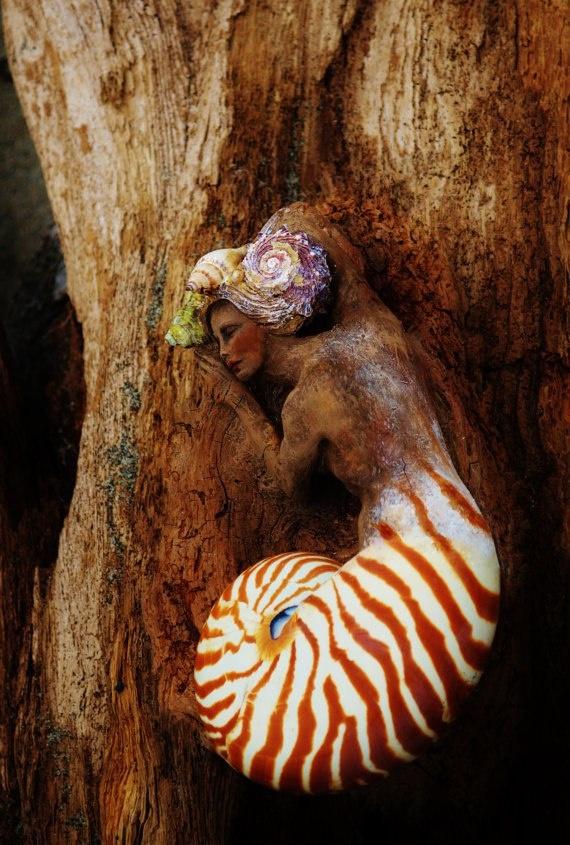 Скульптор Debra Bernier (6 фото)