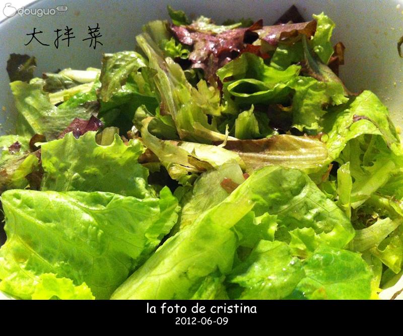拌生菜的做法_【圖解】拌生菜怎么做如何做好吃_拌生菜家常做法大全_妍維尼私房菜_豆果美食