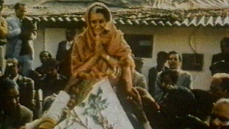 Indira Gandhi - Betrayed by Bodyguards