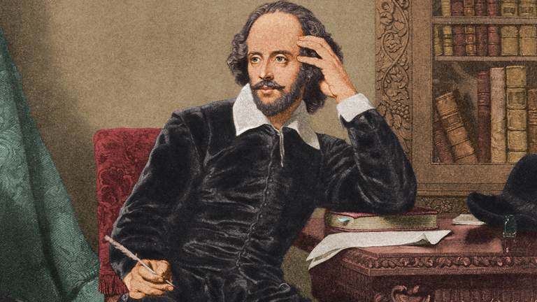 William Shakespeare - The Life of the Bard