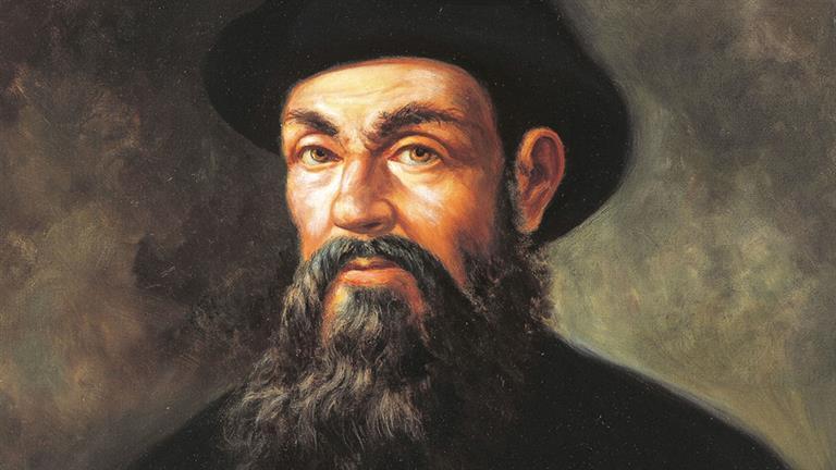 Ferdinand Magellan - Mini Biography