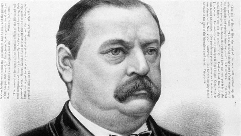 Grover Cleveland Mayor