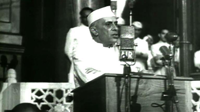 Jawaharlal Nehru - A Free India