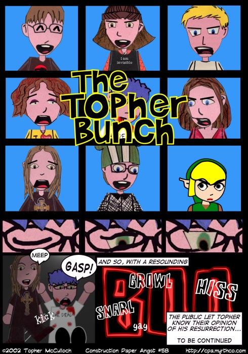 the topher bunch