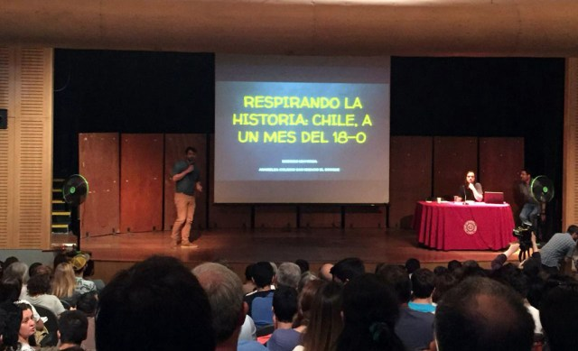Un diálogo por Chile: ¿cómo ser parte de la solución?