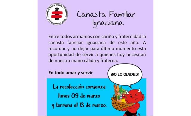 Canasta Familiar Ignaciana