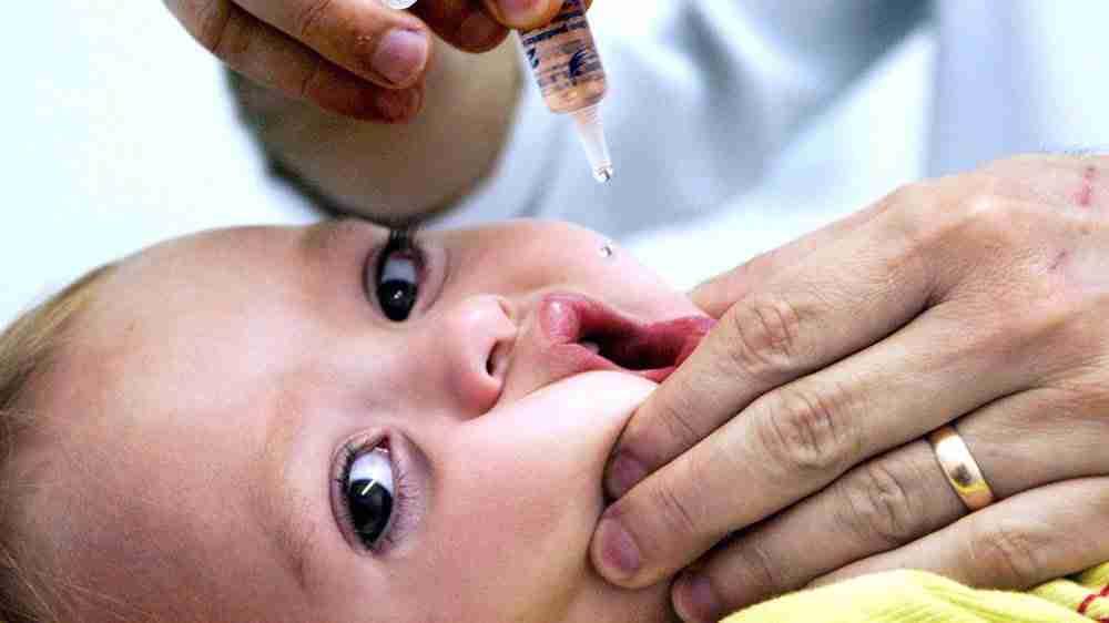 Não vacinar a criança não é nada legal