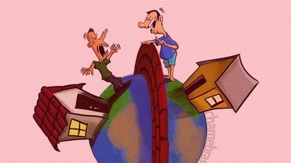 Como utilizar o direito de vizinhança para resolver conflitos