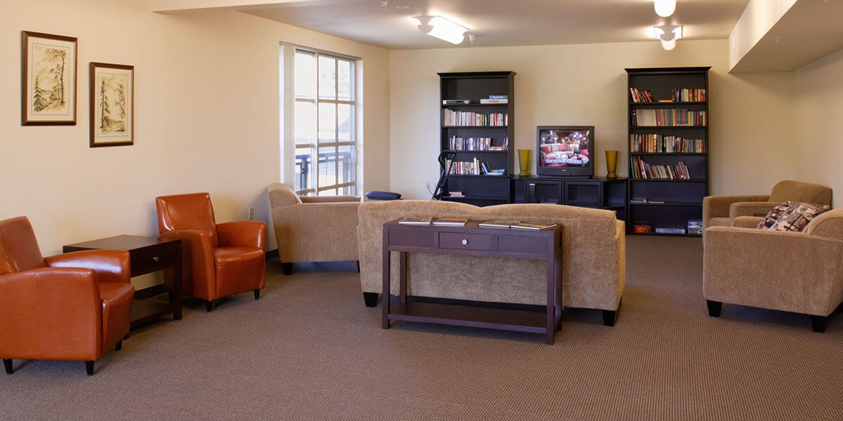 The Watershed Living Room
