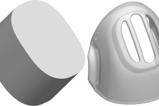 CPAP Diffuser and Cover - cpapRX